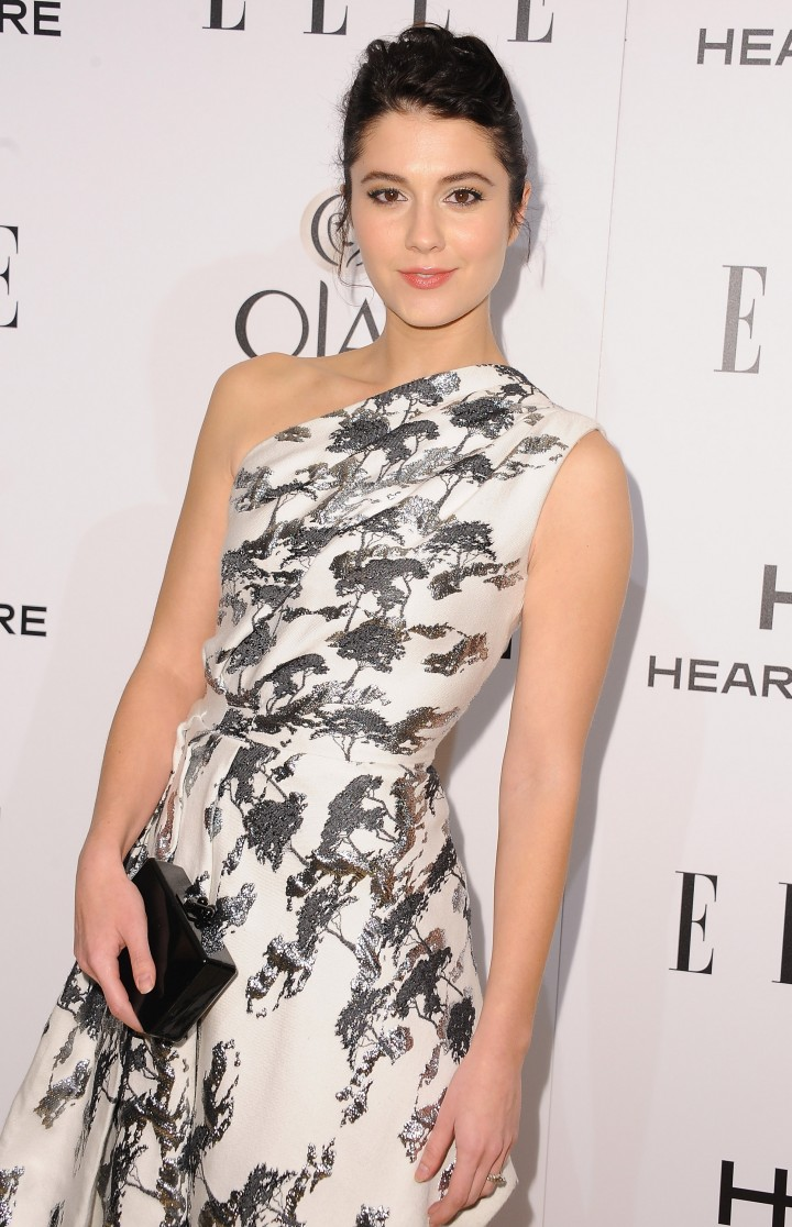 Mary Elizabeth Winstead – 2014 Elle's Women in Television event