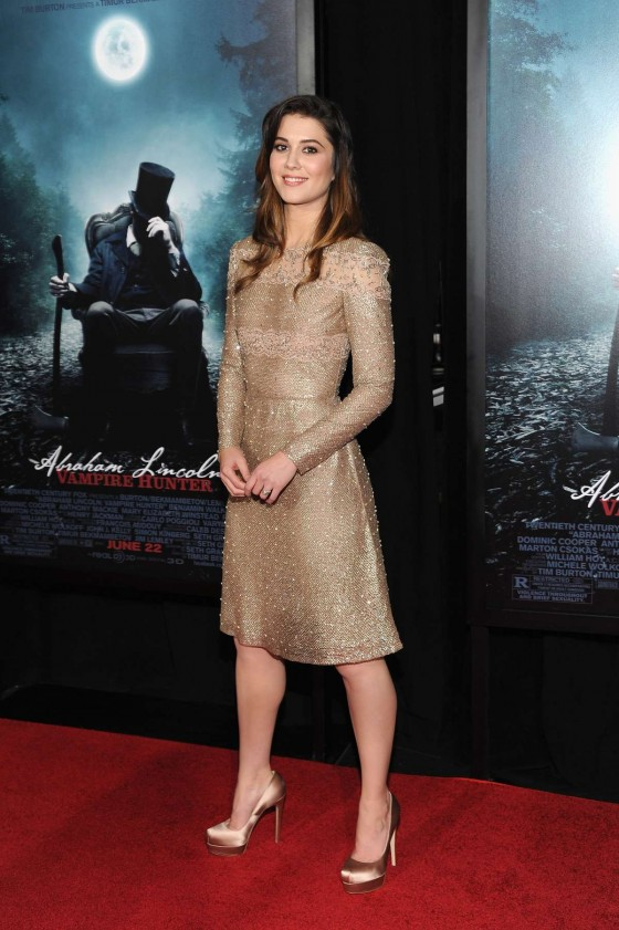 Mary Elizabeth Winstead abraham lincoln vampire hunter