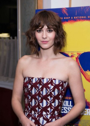 Mary Elizabeth Winstead - 'Kill The Messenger' Premiere in NYC