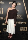 Mary Elizabeth Winstead - InStyle Miss Golden Globe Party in LA -03
