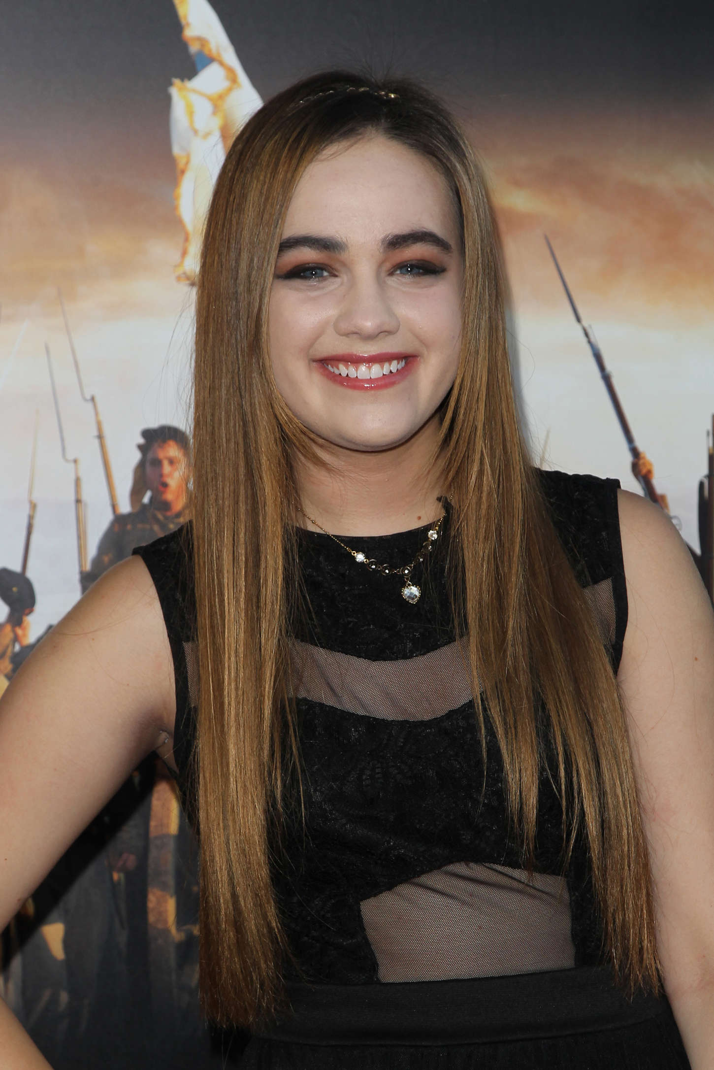 mary mouser 2015
