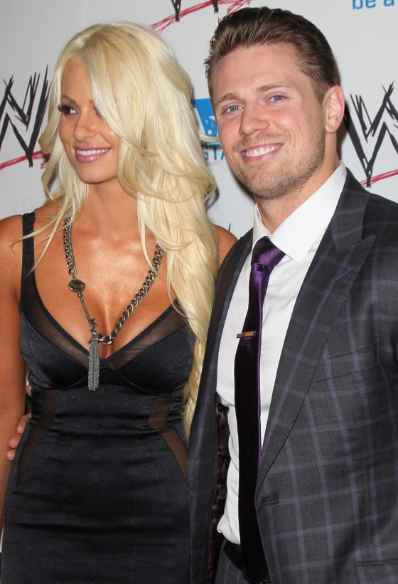 Maryse Ouellet - WWE SummerSlam - VIP Kick-Off Party - Beverly Hills