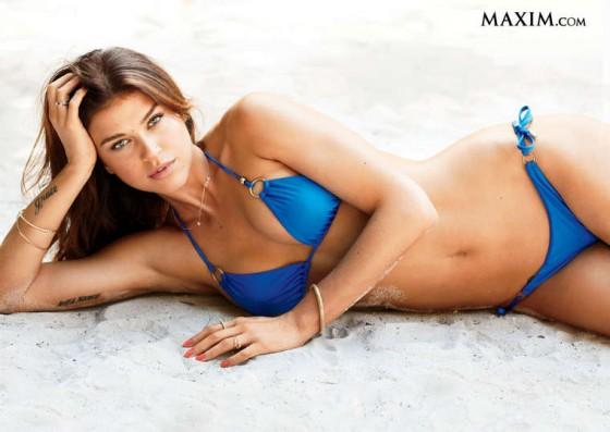 MAXIM – HOT 100 2013 Complete List -95