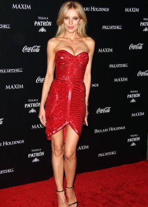 Maxim Hot 100 Women Of 2014 Celebration -01