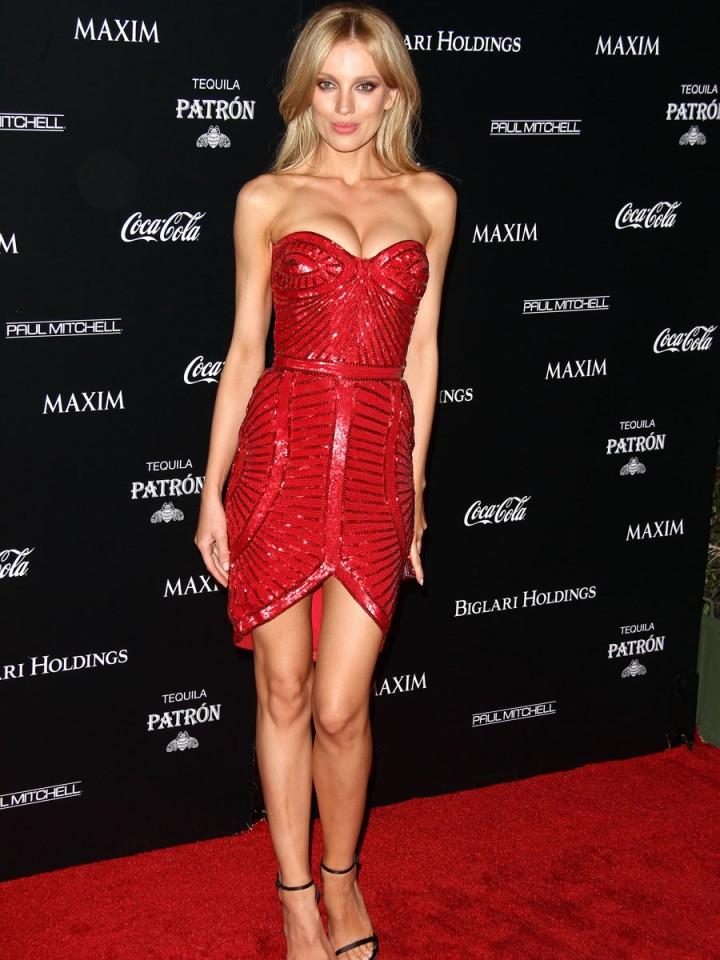 Maxim Hot 100 Women Of 2014 Celebration -01