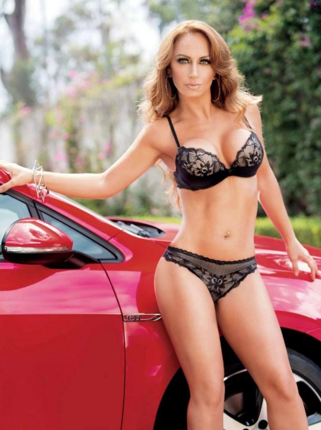 Maya Karunna - Playboy Mexico Magazine (November 2014)