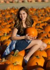 McKaley Miller: Mr Bones Pumpkin Patch -18