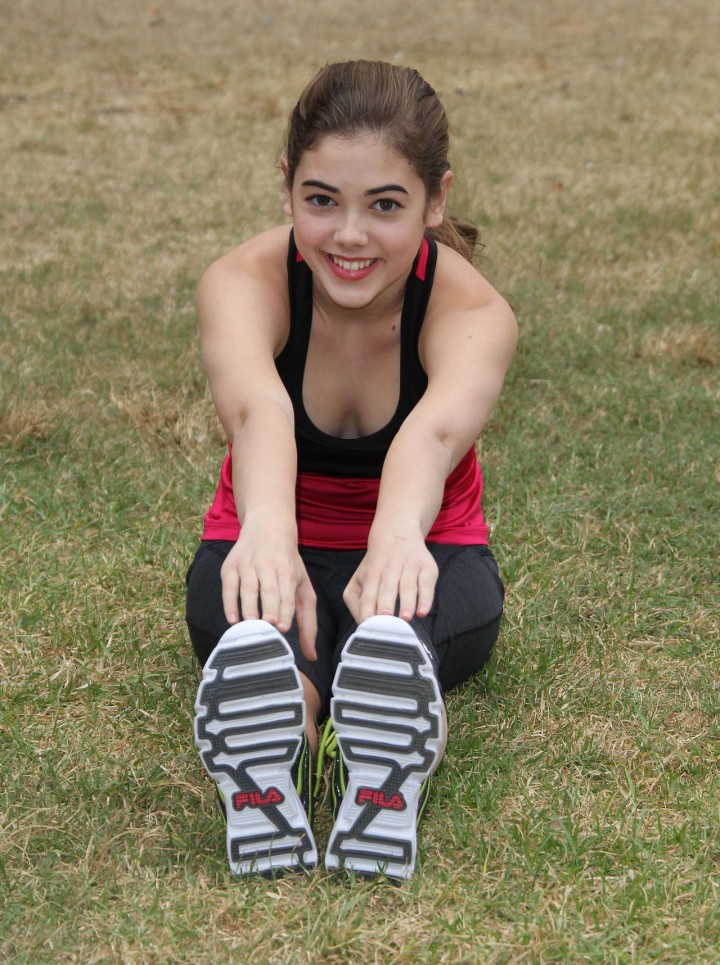 back to post mckaley miller seen out exercising in la