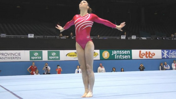 McKayla Maroney Photos: 2013 Belgium -01