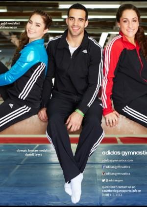 McKayla Maroney: 2014 Catalog for Adidas Gymnastics -05