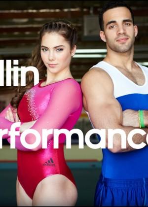 McKayla Maroney: 2014 Catalog for Adidas Gymnastics -09