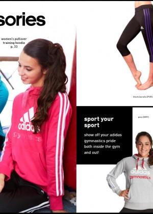 McKayla Maroney: 2014 Catalog for Adidas Gymnastics -11