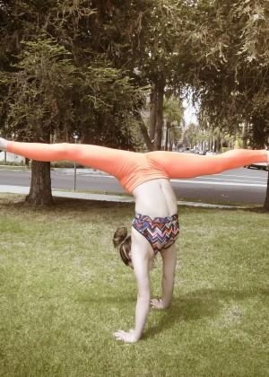 "McKayla Maroney - Adidas ""MyGirls"" Photoshoot (September 2014 adds)"