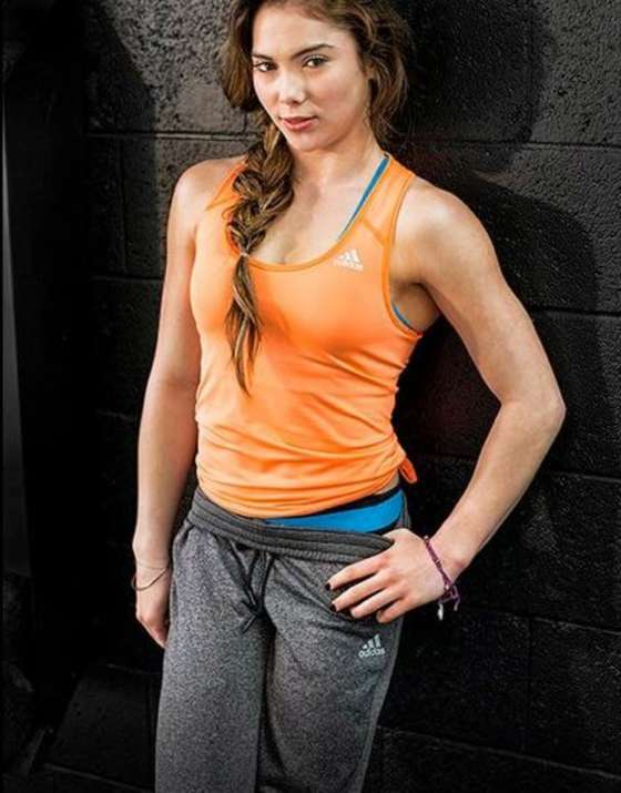 McKayla Maroney 2014 : McKayla Maroney: Adidas Womens 2014 Photoshoot -01