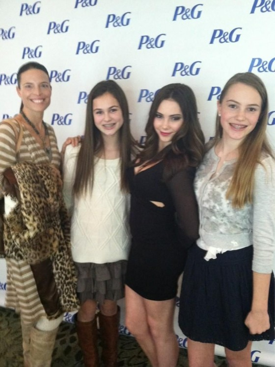 McKayla Maroney at PG Event -02