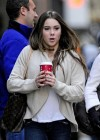 McKayla Maroney - Jeans Candids In New York-03