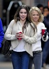 McKayla Maroney - Jeans Candids In New York-09
