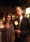 McKayla Maroney hot on the set of How I met your Mother