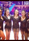 "McKayla Maroney & Shawn Johnson - On Set of ""Dancing with the Stars"""