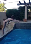McKayla Maroney - Wearing a Bikini at a Pool-02