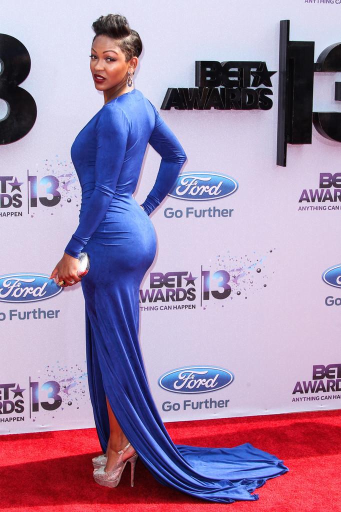 Meagan Good At The 13th Annual Bet Awards 18 Gotceleb