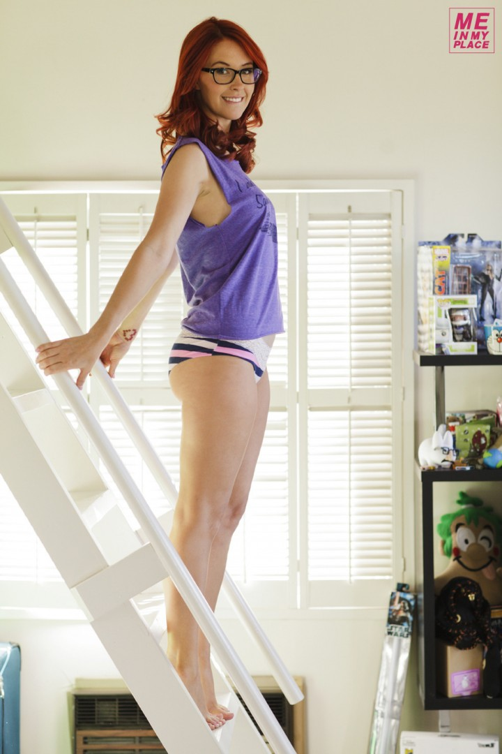 Meg Turney in Me in My Place – Esquire 2014 -03