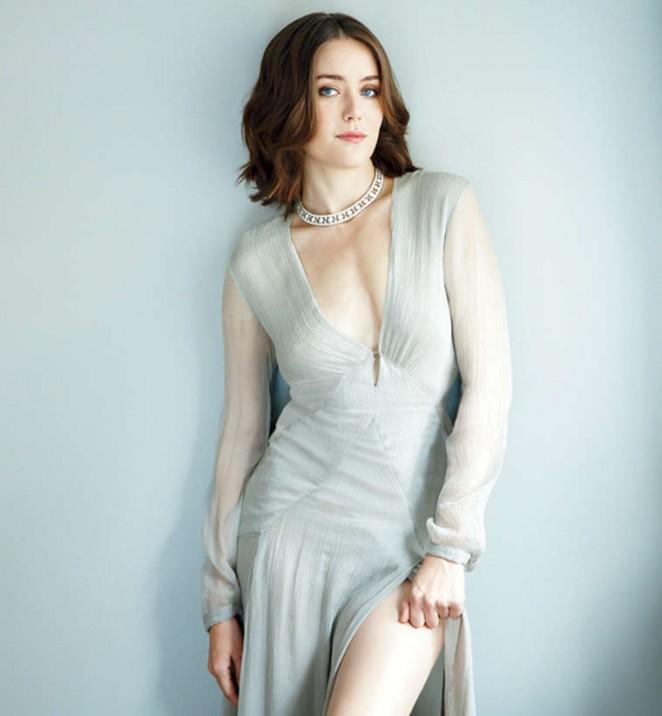 Megan Boone - Capitol File Magazine (Fall 2014)