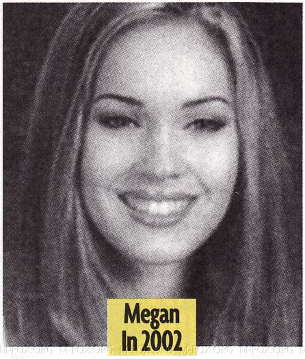 Megan fox childhood pictures A Foreign Affair - Official Site