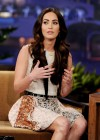 Megan Fox 2012 The Tonight Show with Jay Leno -01