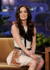 Megan Fox 2012 The Tonight Show with Jay Leno -02