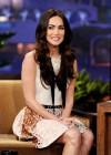 Megan Fox 2012 The Tonight Show with Jay Leno -04