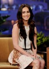 Megan Fox 2012 The Tonight Show with Jay Leno -08