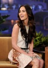 Megan Fox 2012 The Tonight Show with Jay Leno -09