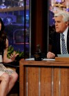 Megan Fox 2012 The Tonight Show with Jay Leno -11