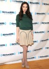 Megan Fox legs at SiriusXM Radio-09