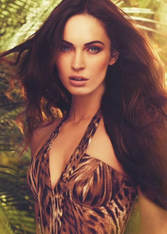 Megan Fox – Avon Instinct fragrance Campaign 2013 -01
