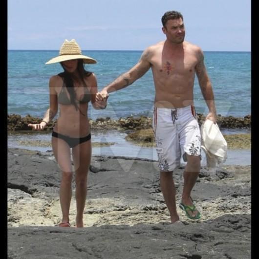 Megan Fox Bikini Candids In Hawaii