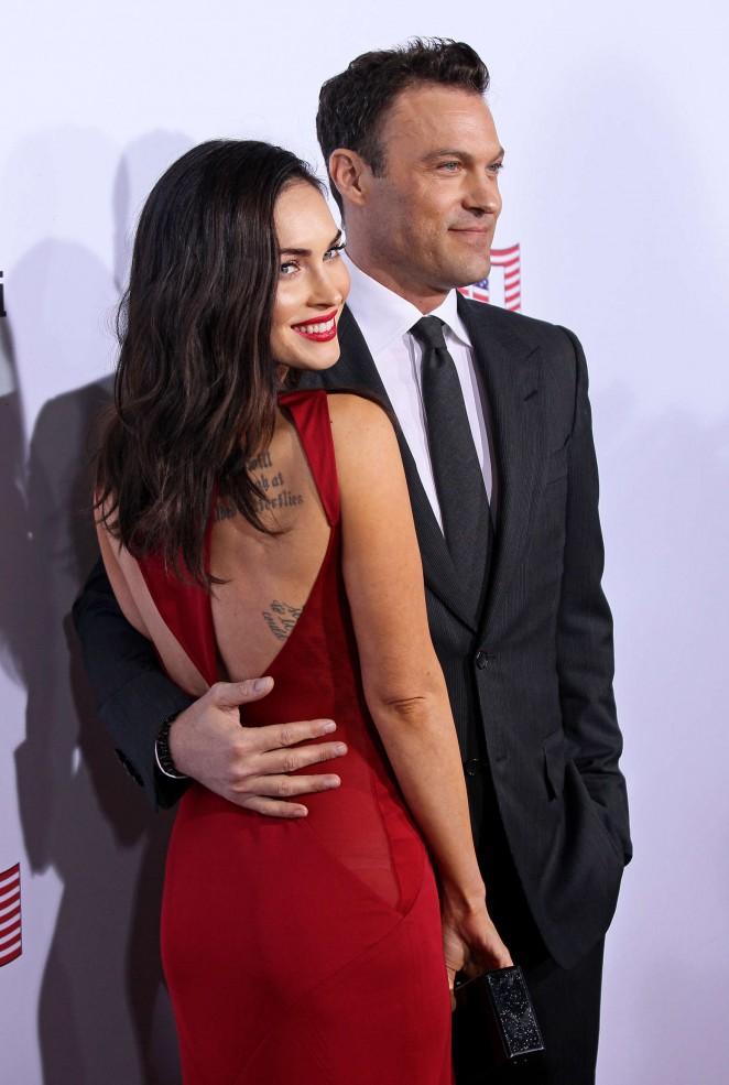 Megan Fox – Ferrari's 60th Anniversary in the USA Gala in Beverly Hills