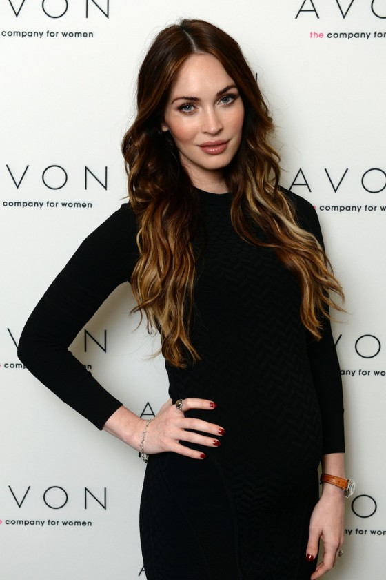 Megan Fox – Launches the Avon Foundation in NY