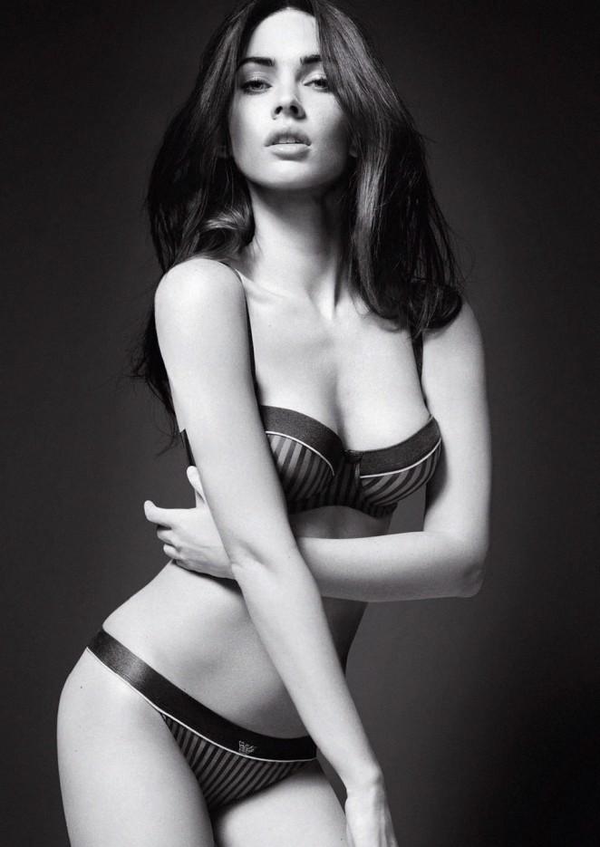 Megan Fox - Loaded Magazine (October 2014)