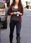 Megan Fox out in NY -02