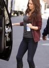 Megan Fox out in NY -06
