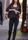 Megan Fox out in NY -07