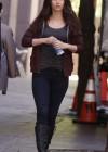Megan Fox out in NY -08
