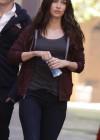 Megan Fox out in NY -09
