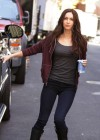 Megan Fox out in NY -10