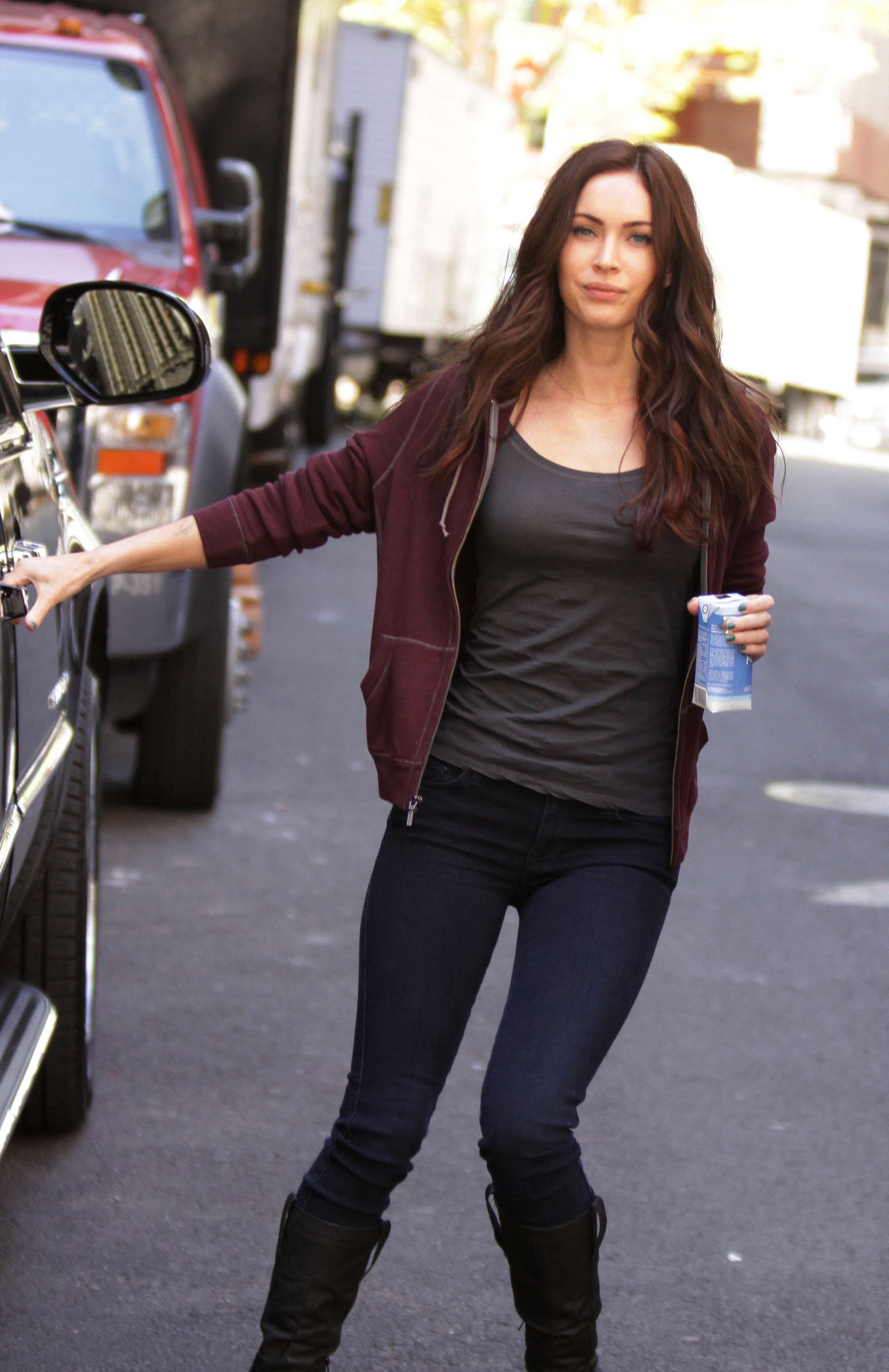 Megan Fox Out In Ny 10 Gotceleb