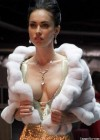 Megan Fox epic boobtastic cleavage at Passion Play stills