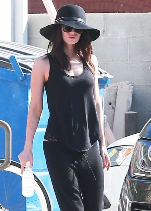 Megan Fox - Seen out in LA