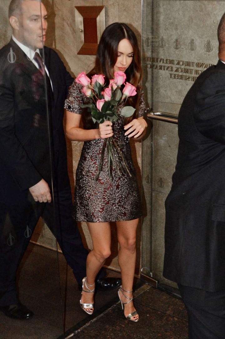 Megan Fox in Short Dress -03